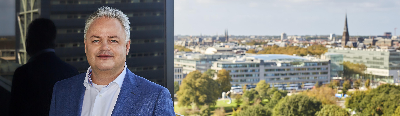 Alain de Jonge, advocaat Pels Rijcken