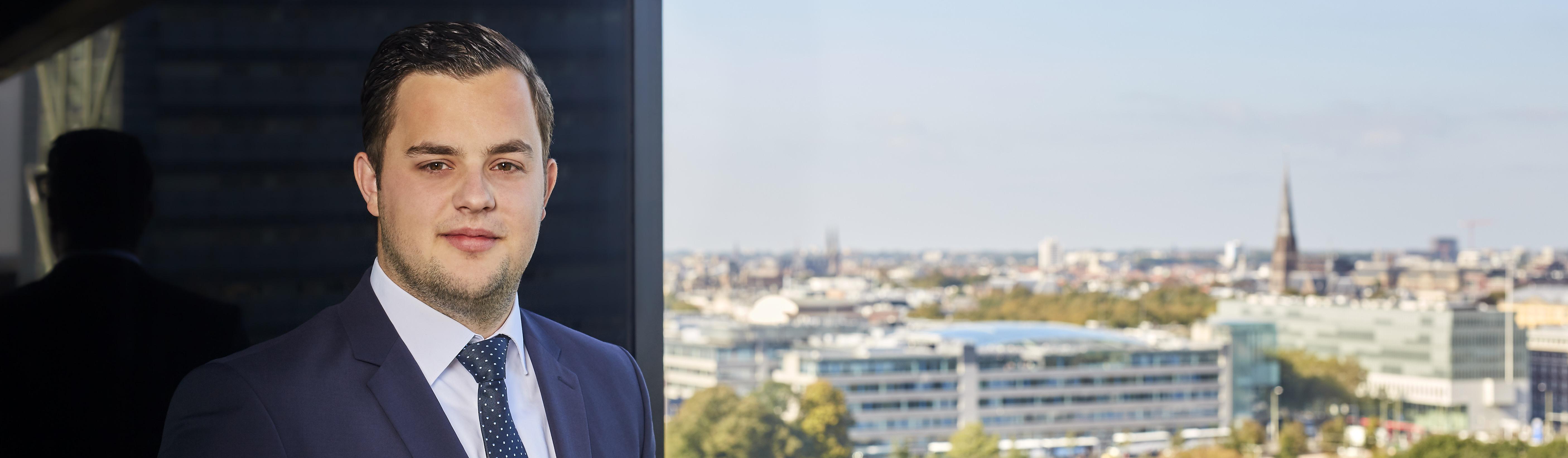 Bas de Cooker, kandidaat-notaris Pels Rijcken