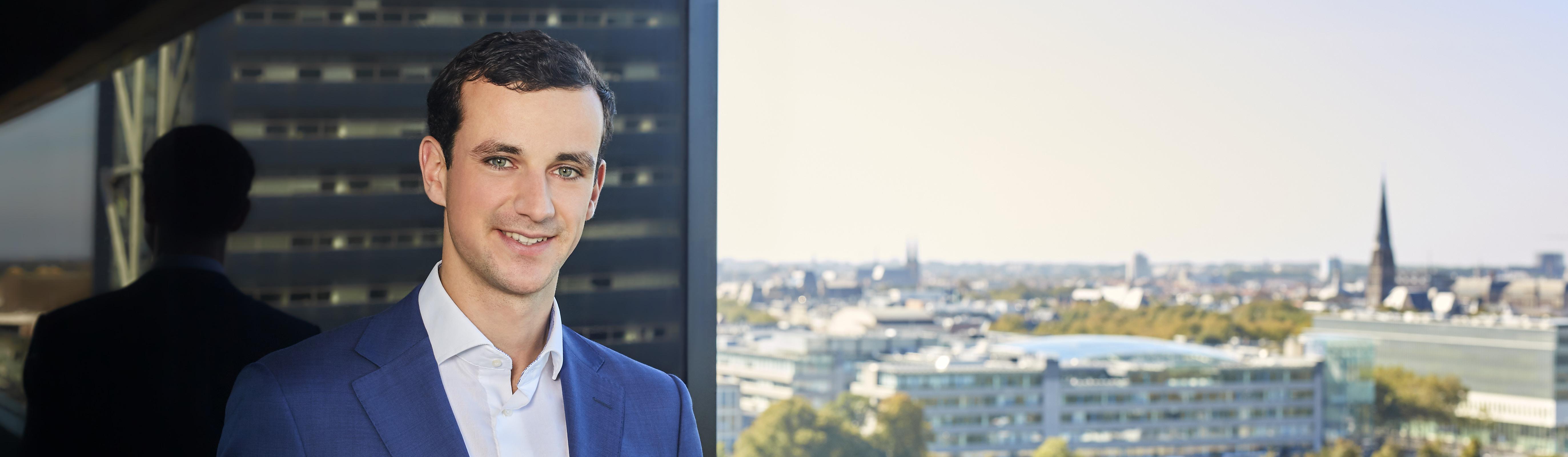 Benjamin Gideonse, advocaat Pels Rijcken