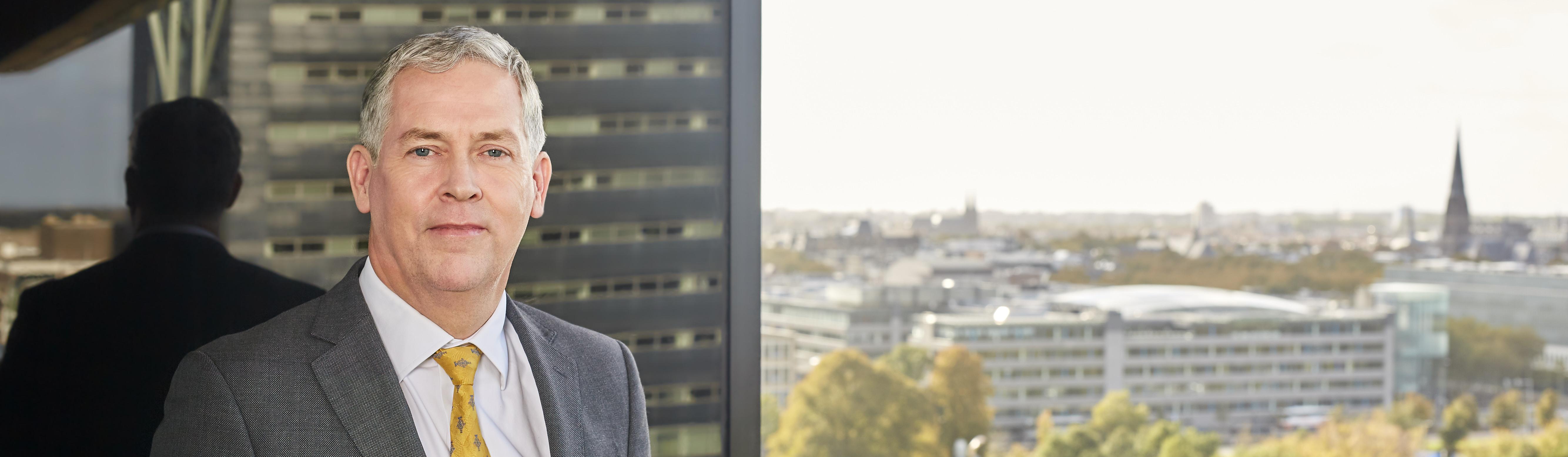 Cees de Zeeuw, notaris Pels Rijcken