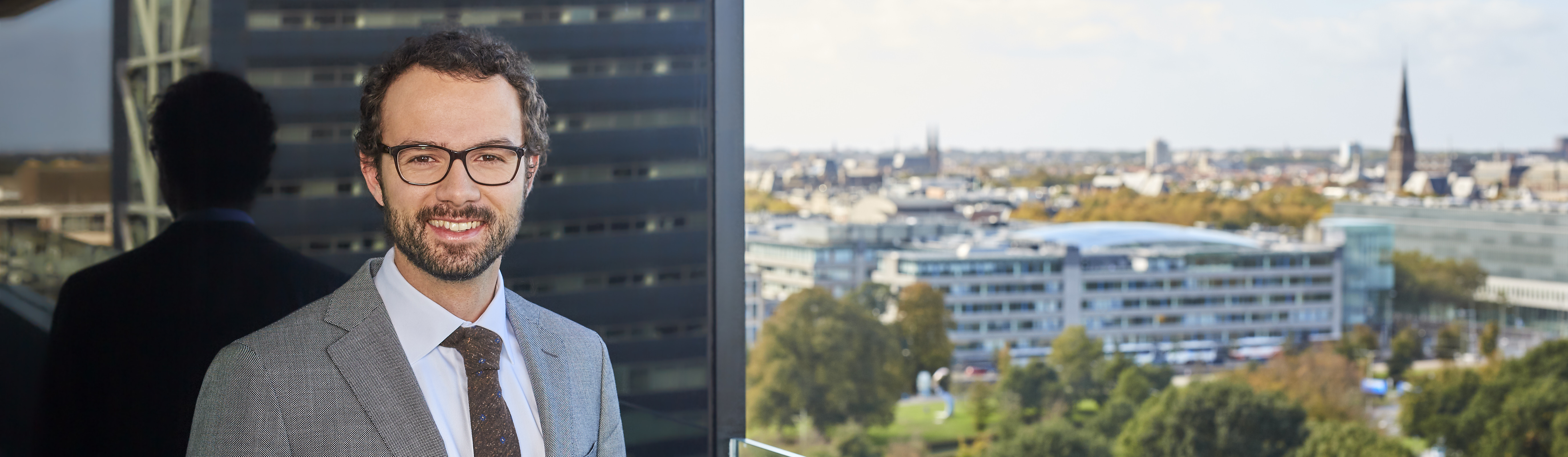 Derek Tersmette, advocaat Pels Rijcken