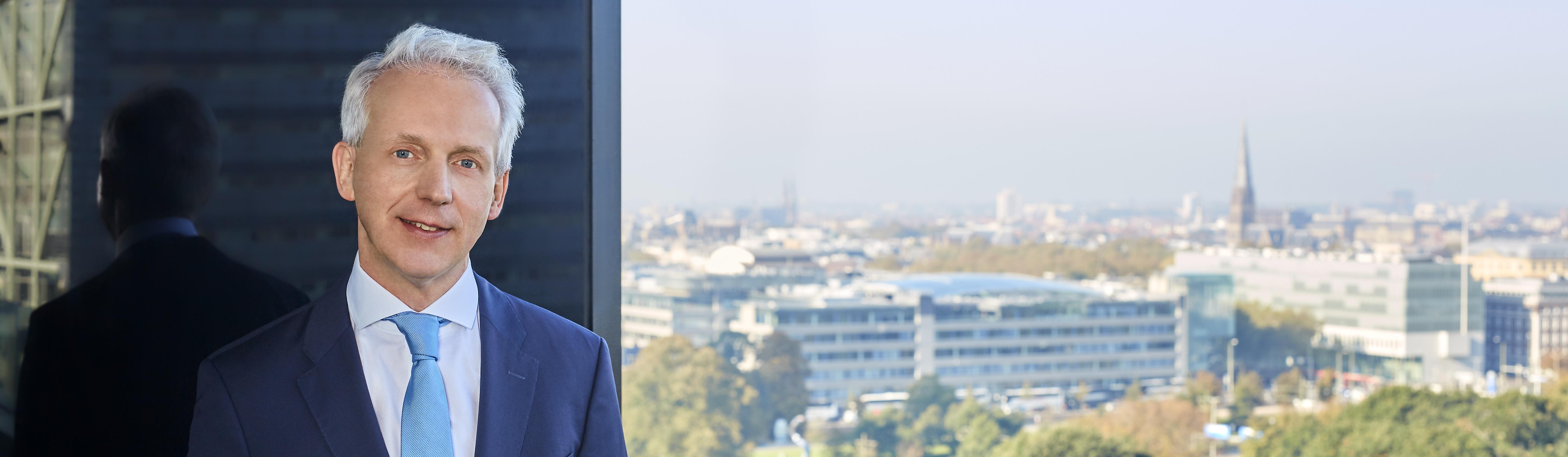 Hans van Wijk, advocaat Pels Rijcken