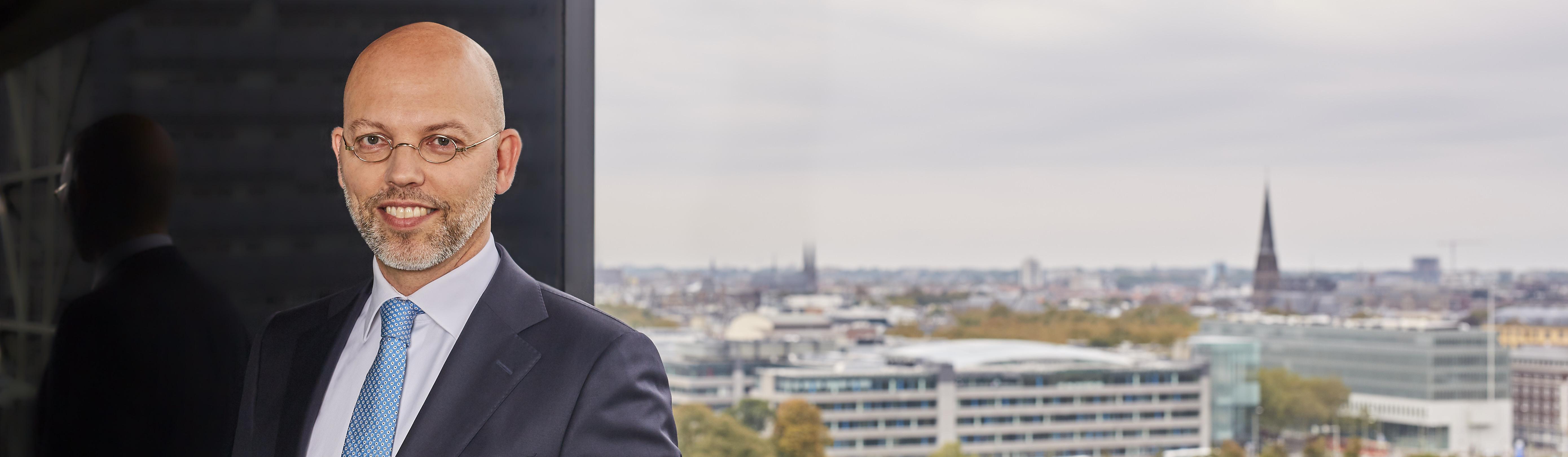 Jaap van der Valk, advocaat Pels Rijcken