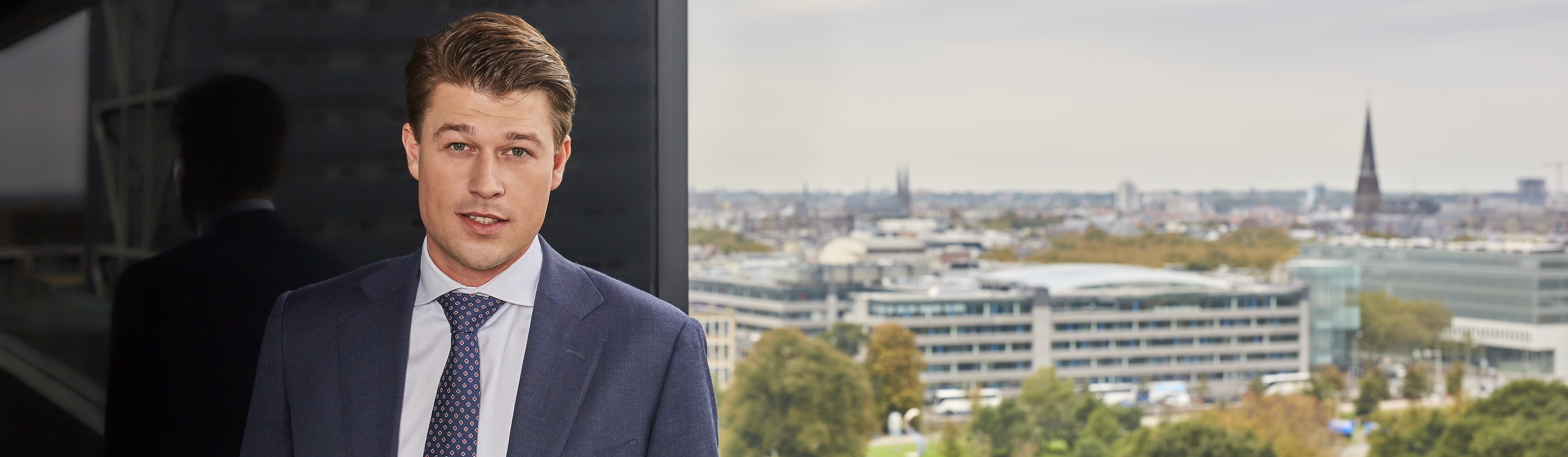 Jos Verburg, kandidaat-notaris Pels Rijcken