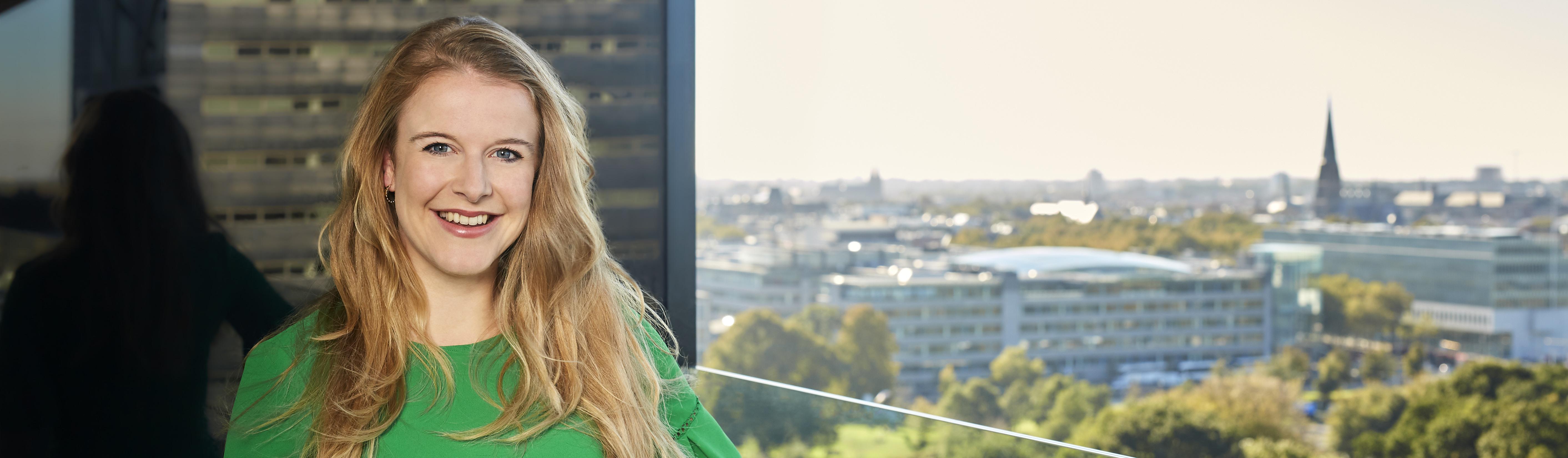 Laura van der Meulen, advocaat Pels Rijcken