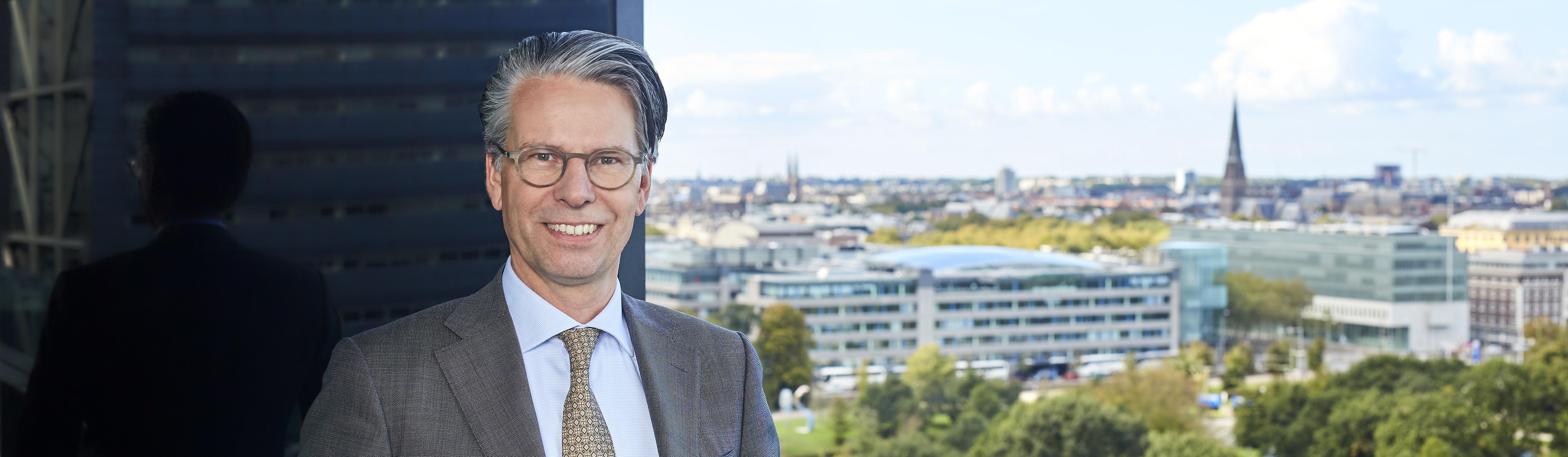 Mark Birnage, advocaat Pels Rijcken