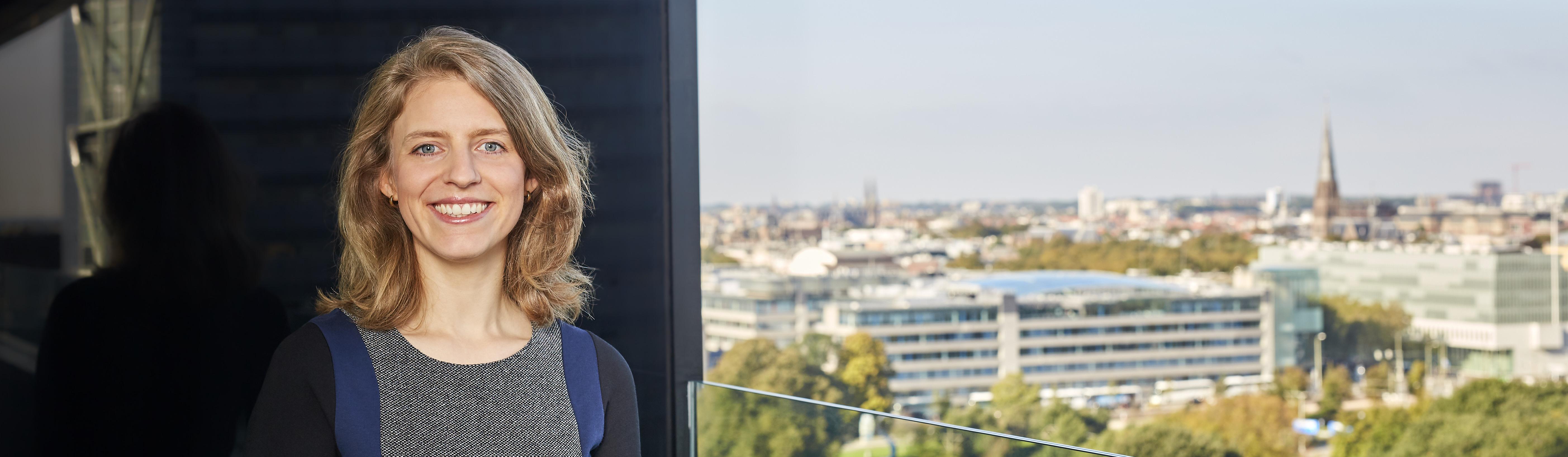 Marte van Graafeiland, advocaat Pels Rijcken