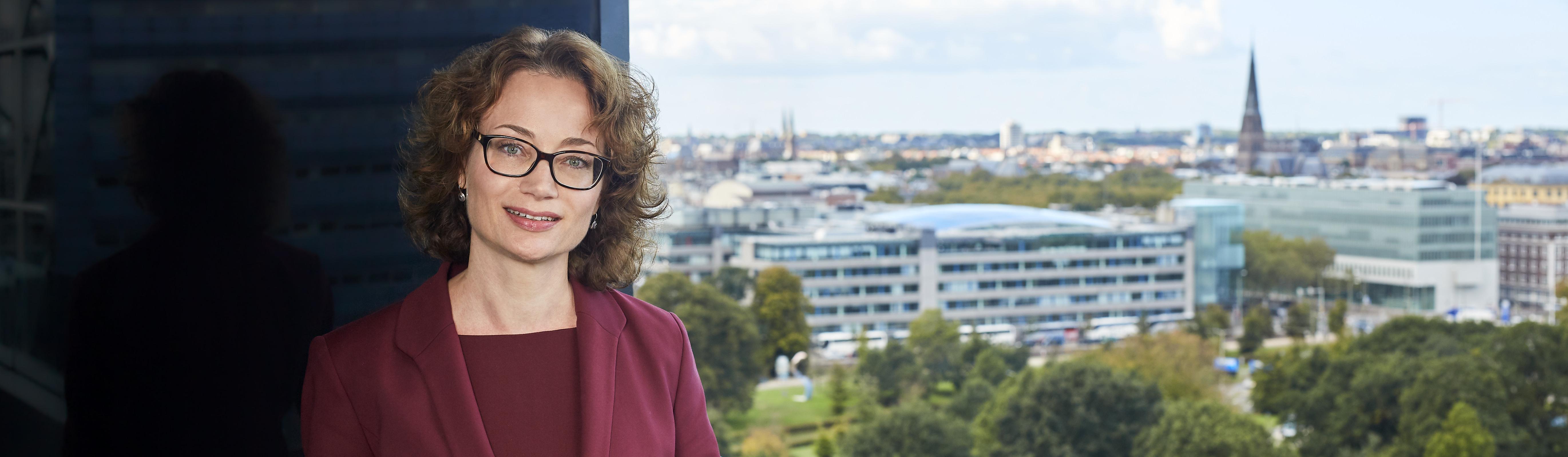 Nicoline Bergman, advocaat Pels Rijcken