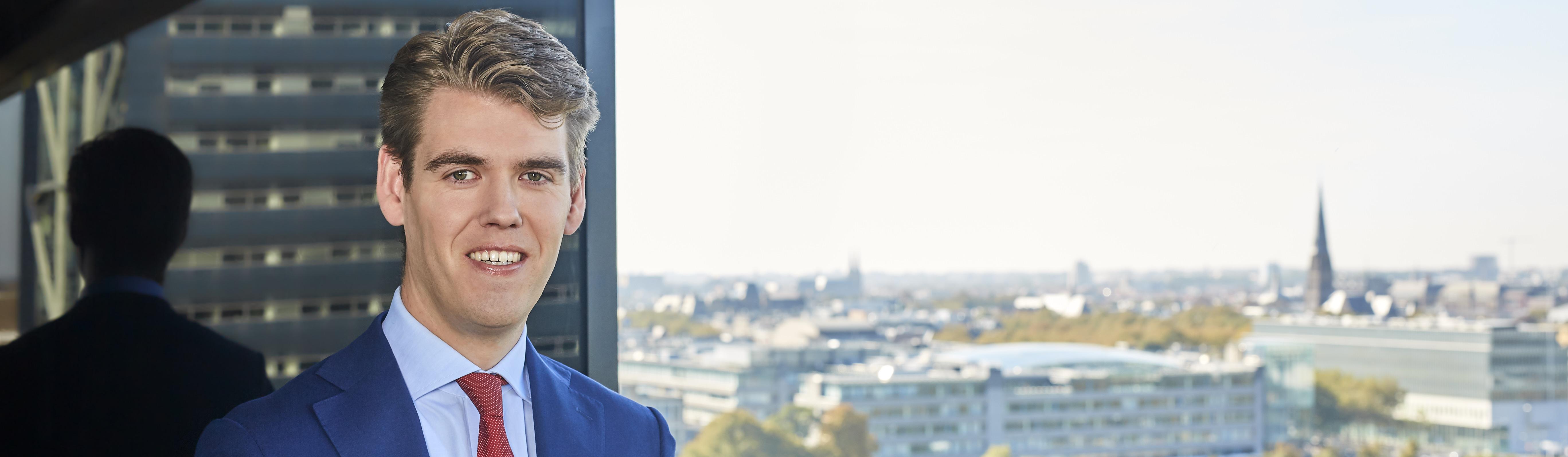 Peter Hoogendoorn, kandidaat-notaris Pels Rijcken