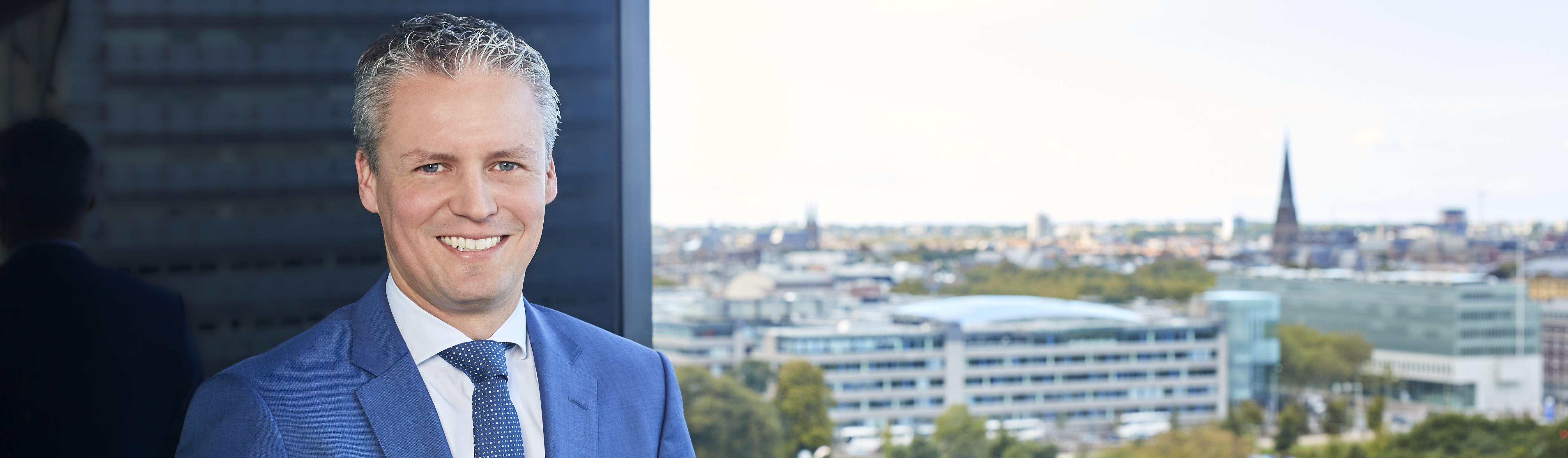 Ruben van Arkel, advocaat Pels Rijcken