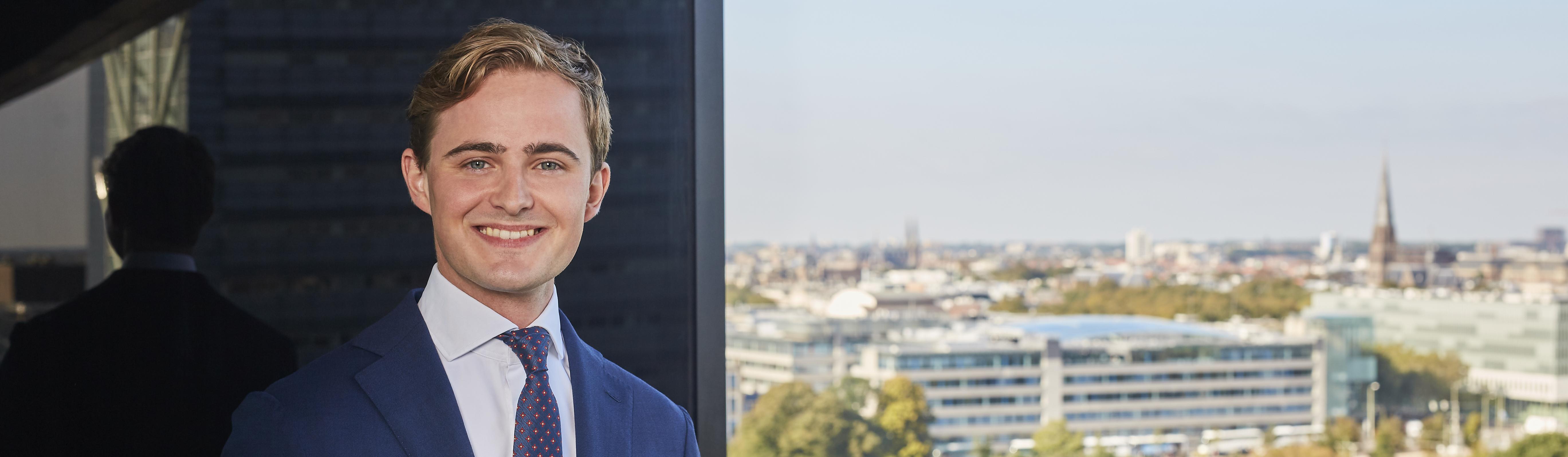 Thomas Burger, advocaat Pels Rijcken