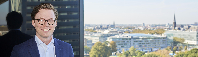 Tjalling Reijnders, advocaat Pels Rijcken