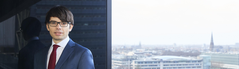 Gijsbrecht Nieuwland, advocaat Pels Rijcken