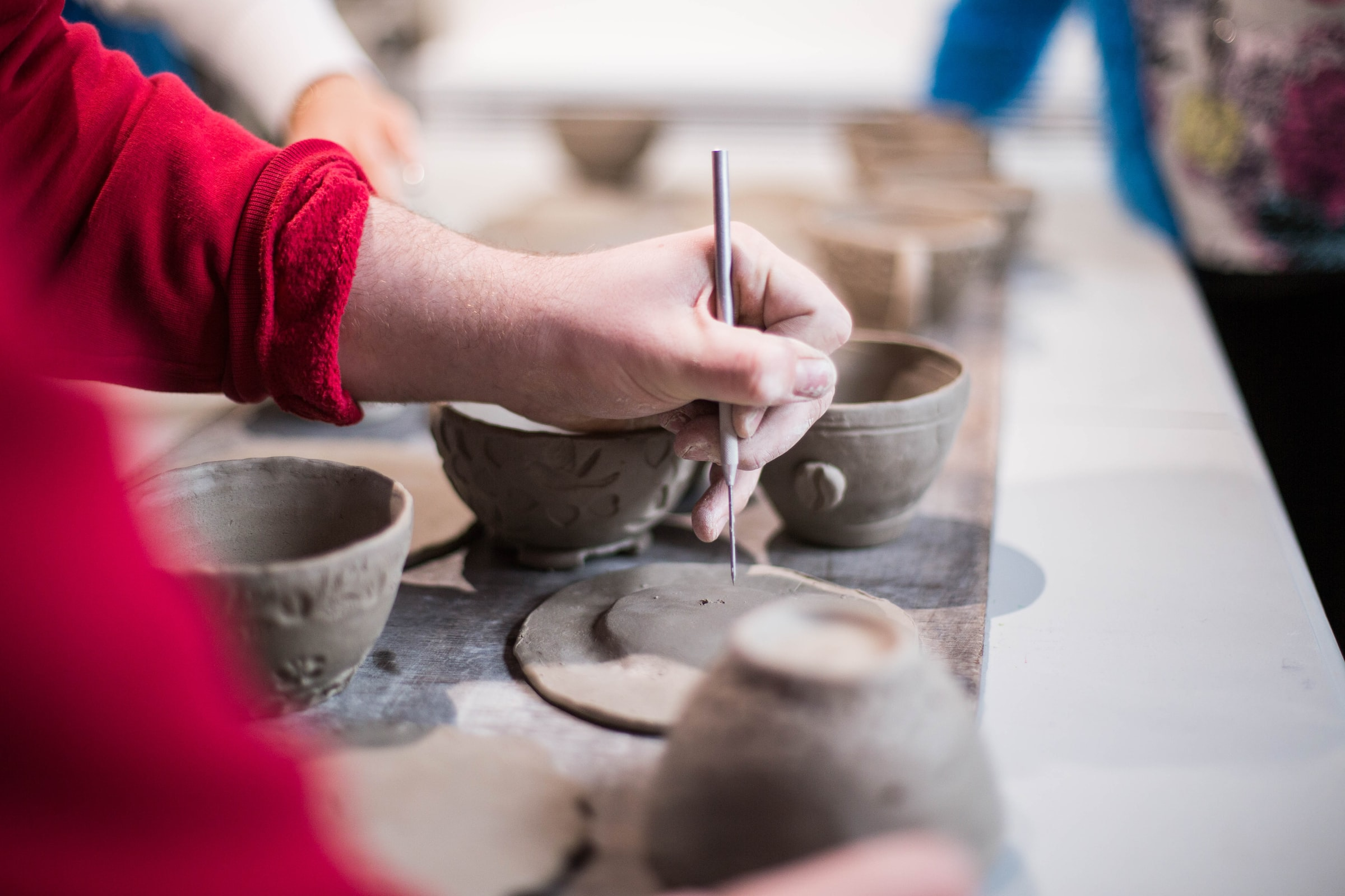 Pottery Class Booking