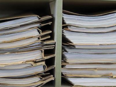 Resourcify Abfallverzeichnis Akten - AVV 20 01 01