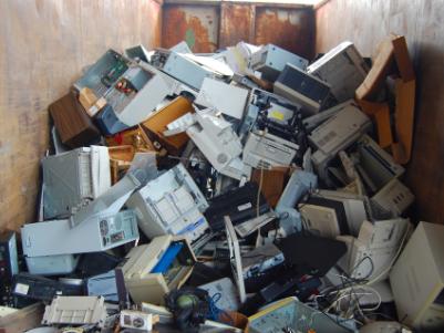 Resourcify Abfallverzeichnis E-Schrott - AVV 20 01 36