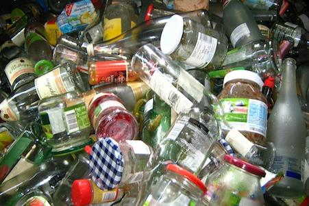 Resourcify Abfallverzeichnis Glas - AVV 15 01 07
