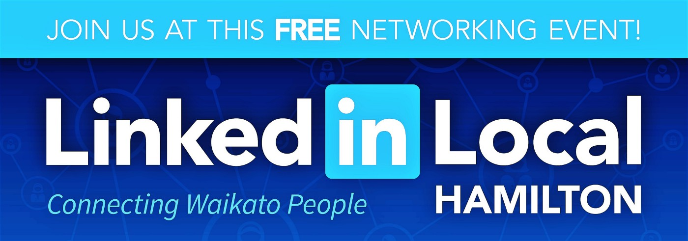 Linkedin local networking event promo photo