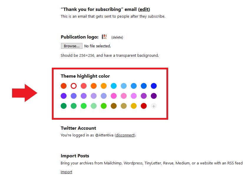edit substack newsletter, substack article formatting, substack newsletter formatting, format substack newsletter,