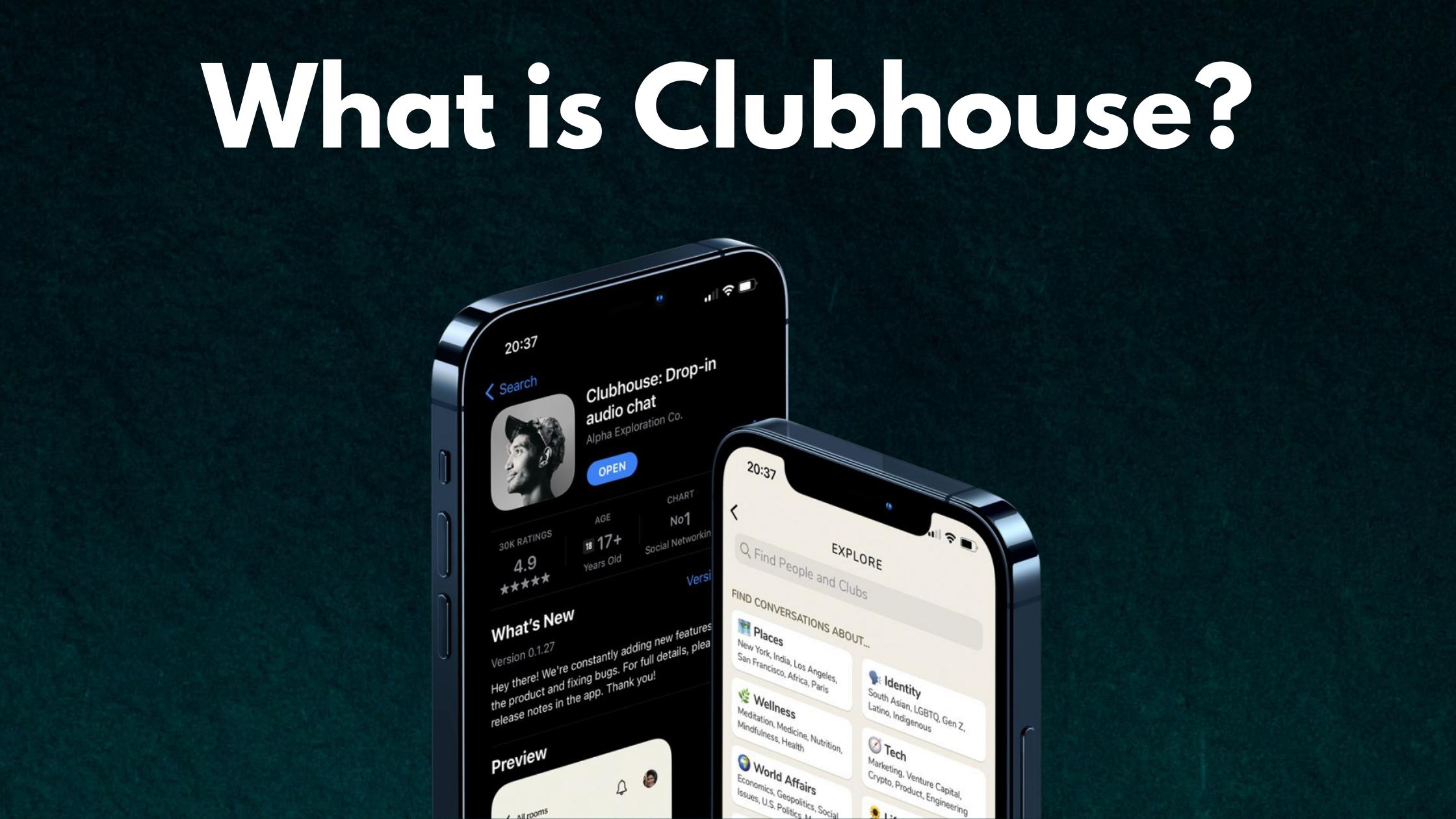 what is clubhouse, clubhouse, clubhouse, clubhouse review, clubhouse app, clubhouse screenshot, clubhouse platform review