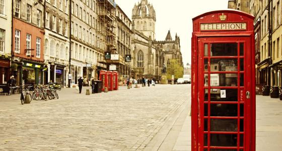 Edinburgh's escalating property prices