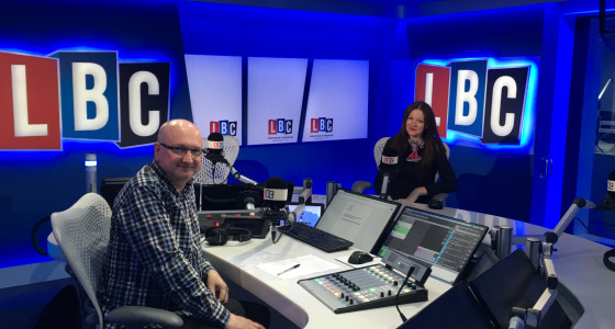 PensionBee on LBC radio: getting Britain to save for retirement