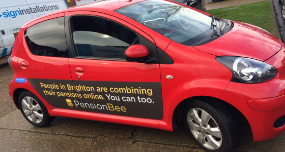 Meet the Brightonians making extra cash out of their cars