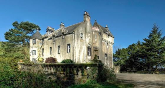 Bedlay Castle