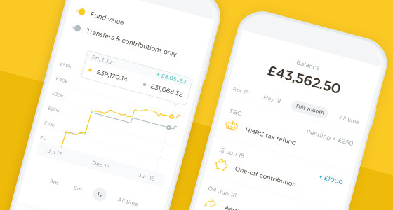 The PensionBee app is out!