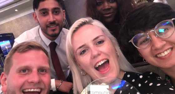 PensionBee wins at the Computing Tech Marketing & Innovation Awards