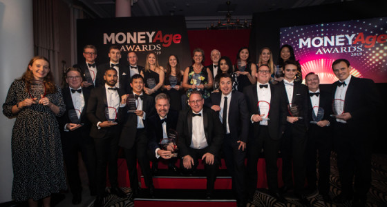PensionBee wins twice at the Money Age Awards 2019