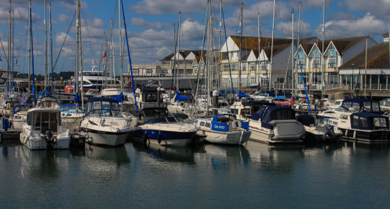 Southampton marina retirement destination