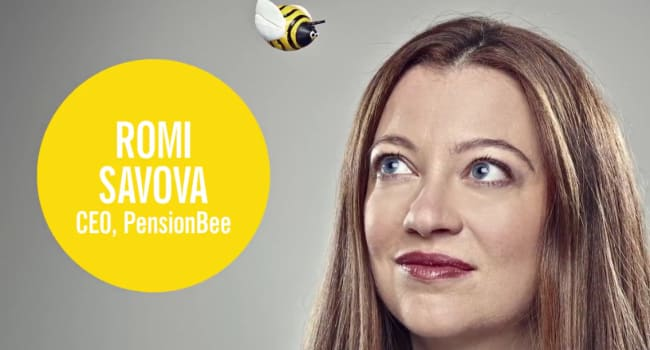 Romi Savova is one of Grant Thornton's Faces of a Vibrant Economy
