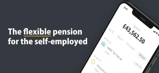 PensionBee Self Employed Pension