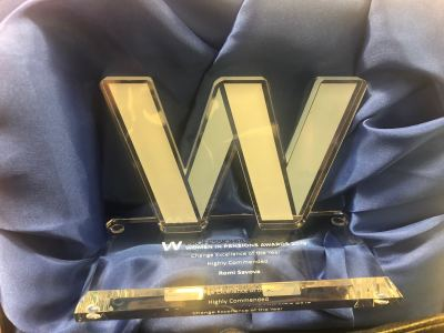 PensionBee CEO highly commended at the Women in Pensions Awards 2019
