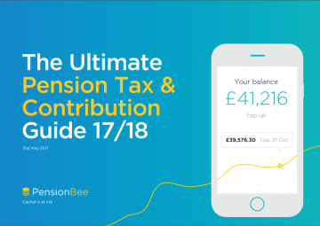 The Ultimate Pension Tax & Contribution Guide 17/18