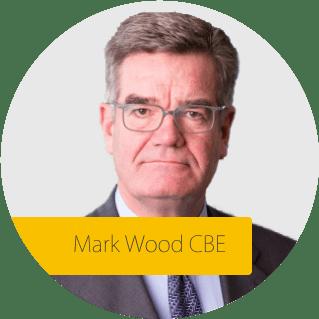 Mark Wood CBE