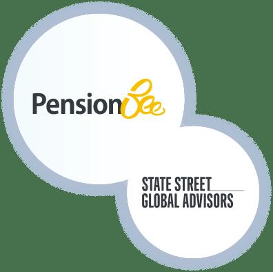 PensionBee & State Street Global Advisors logos
