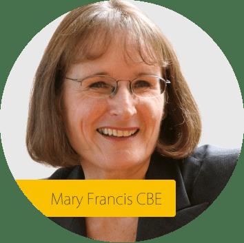 Mary Francis CBE