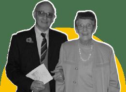Pauline & Geoffrey Walker