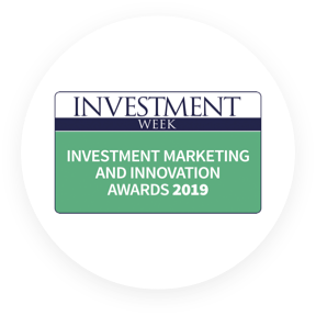 Investment Week Awards