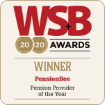 WSB awards for 'Pension Provider of the Year'