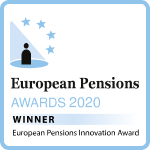 European Pensions Awards 'European Pensions Innovation Award' 2020