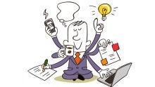 Importance of Multitasking for a Leader