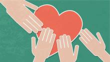 Community service as a team building initiative