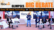The Big Debate: Does HR need technology or technology need HR?