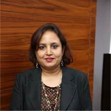 Madhavi Lall, Managing Director, Head - HR, at Deutsche Bank, India