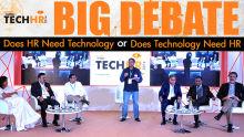 TechHR14: The Big Debate - Does HR need technology?