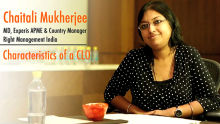 Combining business and learning: Chaitali Mukherjee