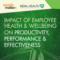 Impact of Healthcare on Productivity, Performance & Effectiveness
